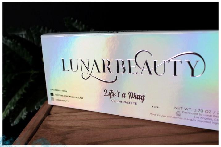 Lunar Beauty Lifes a Drag 1