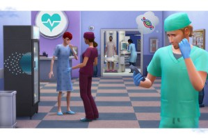 Sims 4 Get to Work 1