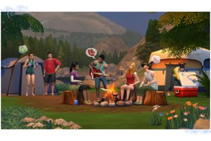 Sims 4 Outdoors 1