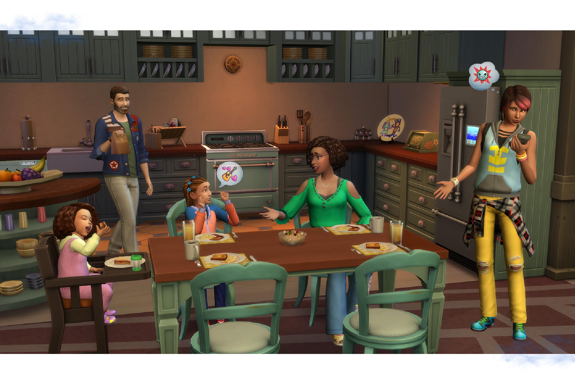 Sims 4 Parenthood