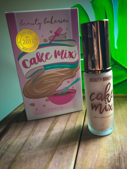 Beauty Bakerie Cake Mix Foundation