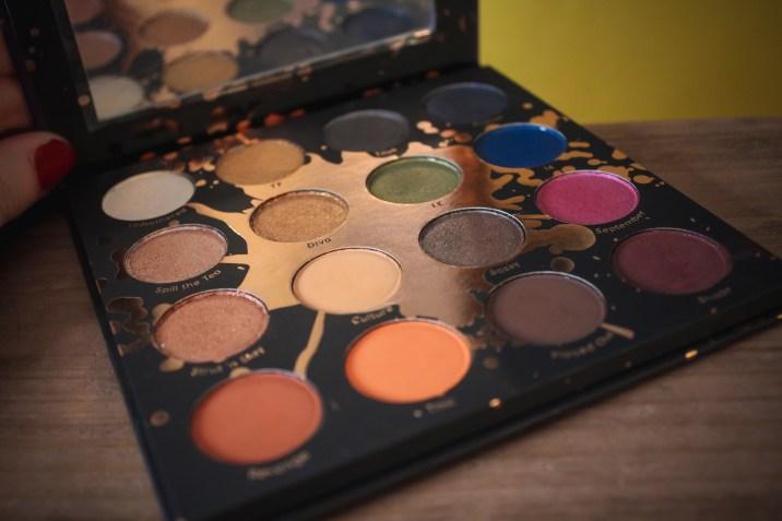 ColourPop Shayla Perception Palette
