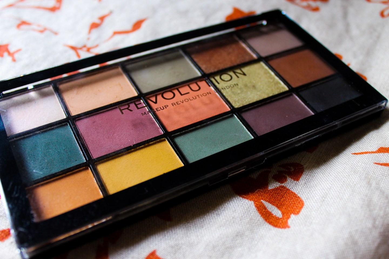 Makeup Revolution Reloaded Division Palette