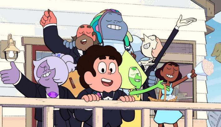Steven Universe Wedding