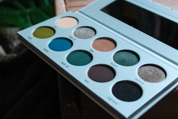 Morphe Jaclyn Hill The Vault Palette Dark Magic