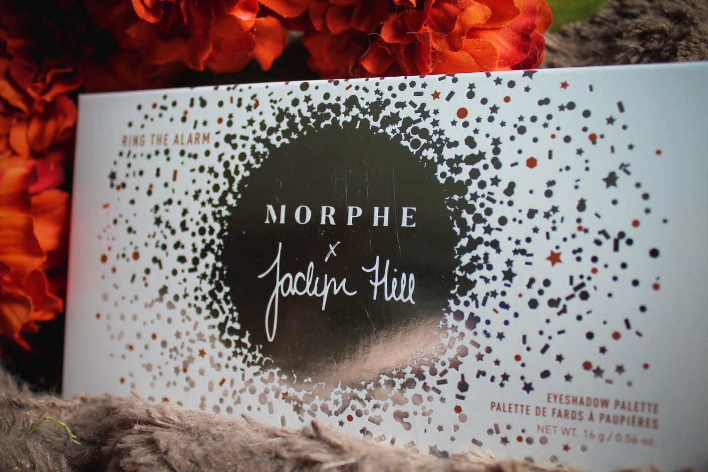 Morphe x Jaclyn Hill Ring the Alarm Eyeshadow Palette