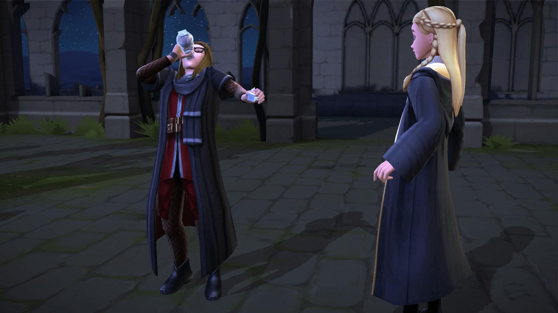 Hogwarts Mystery Potion
