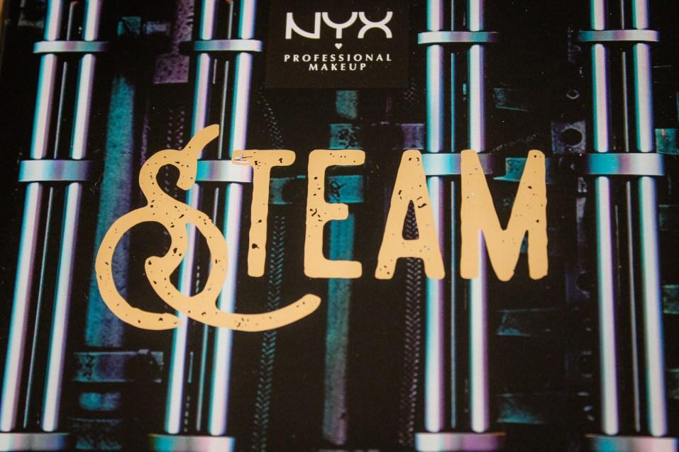 NYX Machinist Steam Palette 1