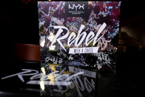 NYX Rebel with a Cause 1 1