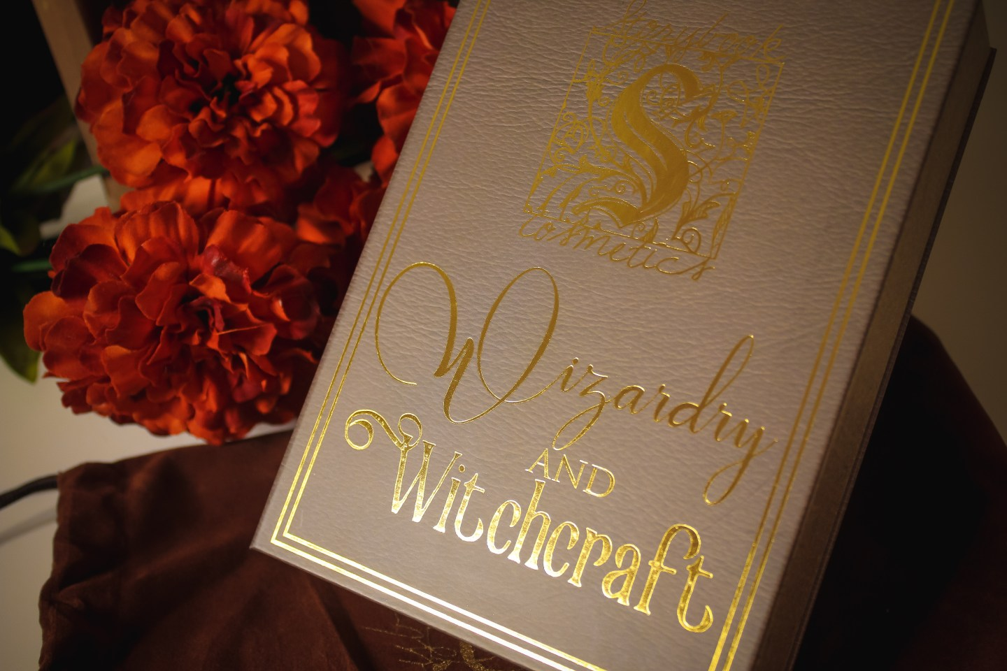 Storybook Cosmetics Wizardry and Witchcraft Palette 2