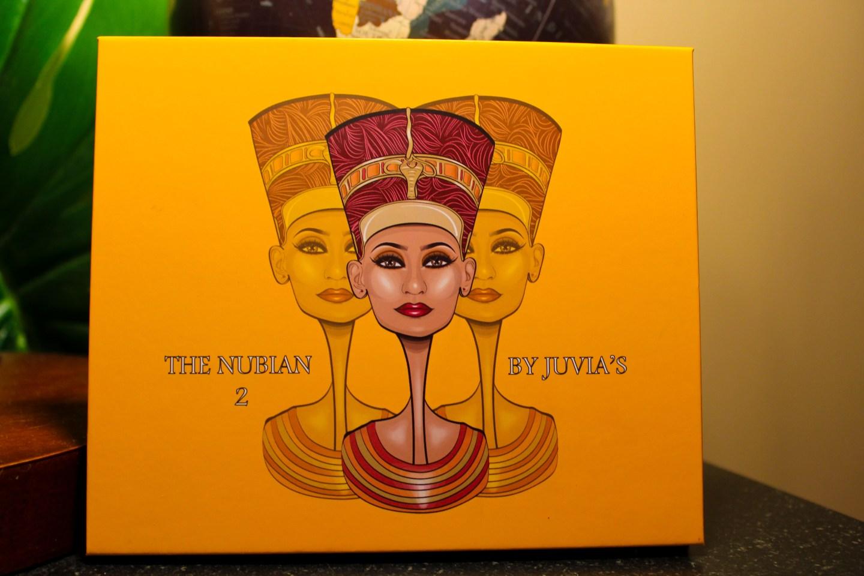 Juvia Place The Nubian 2 Palette 1