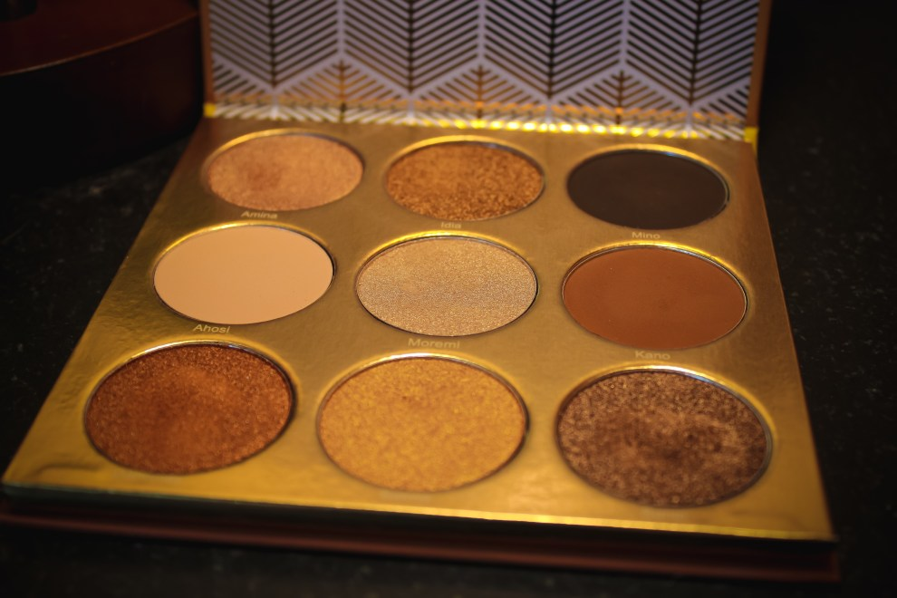 Juvia Place The Warrior Palette 4