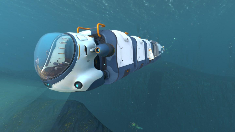 Subnautica: Below Zero - Sea Truck 2