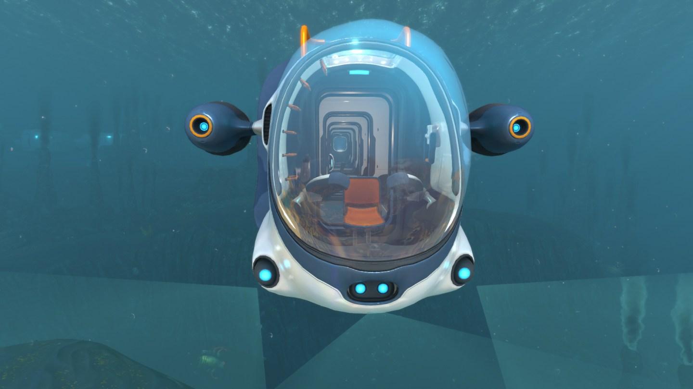 Subnautica: Below Zero - Sea Truck 3