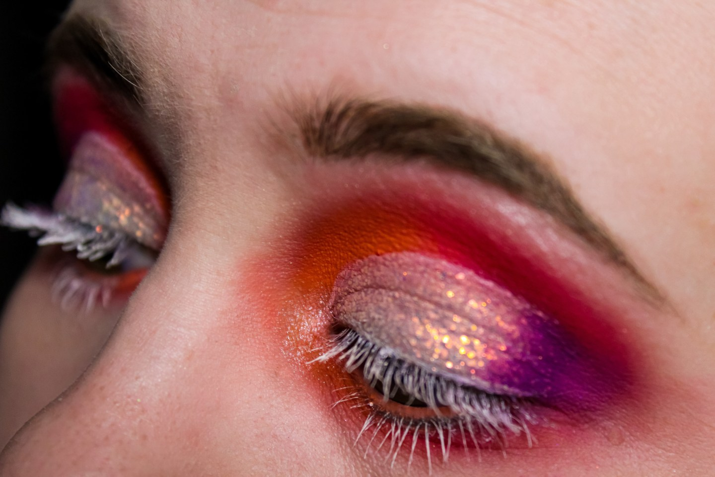 Outer Space Neon Fairy: ColourPop Festival Collection Makeup Tutorial 2