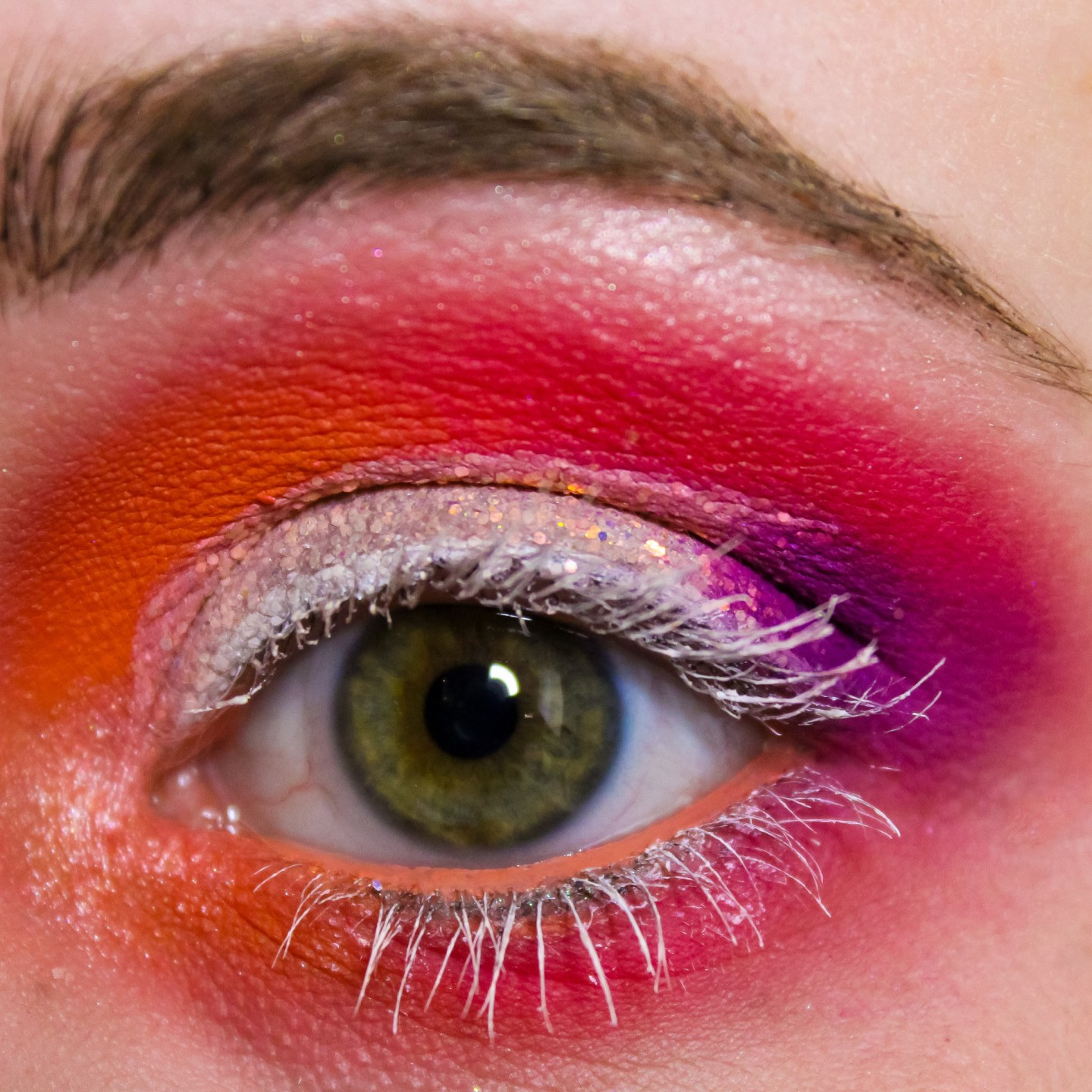 Outer Space Neon Fairy: ColourPop Festival Collection Makeup Tutorial 13