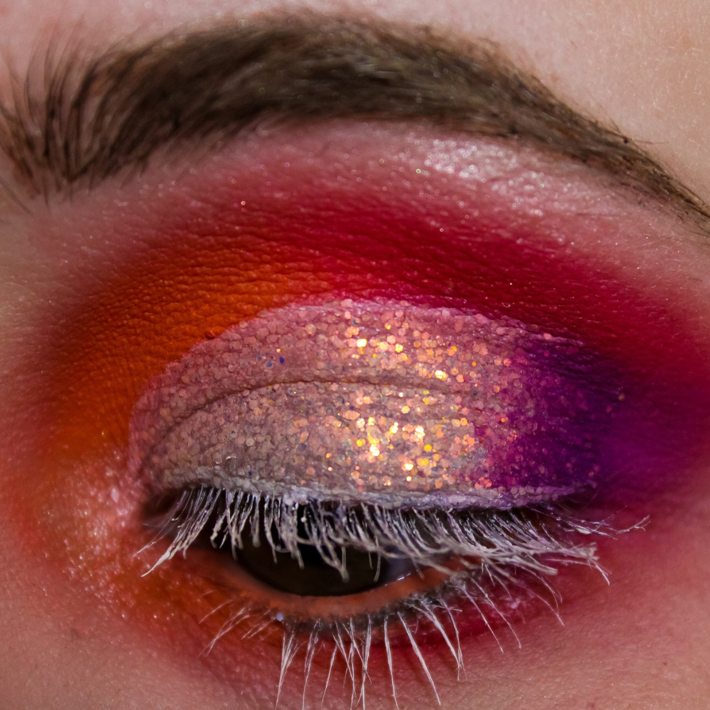 Outer Space Neon Fairy: ColourPop Festival Collection Makeup Tutorial 14