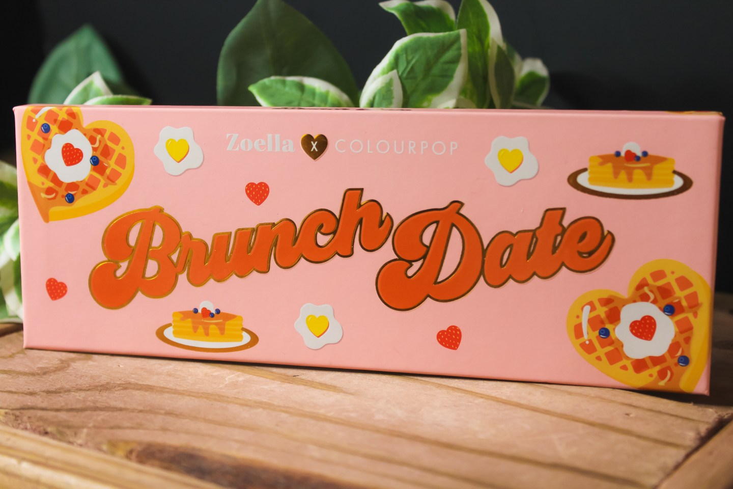 ColourPop x Zoella Brunch Date Collection Review & Swatches 8