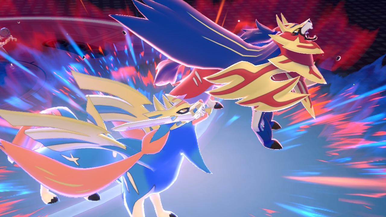 Pokemon Sword & Shield: Stopping the Darkest Day 15