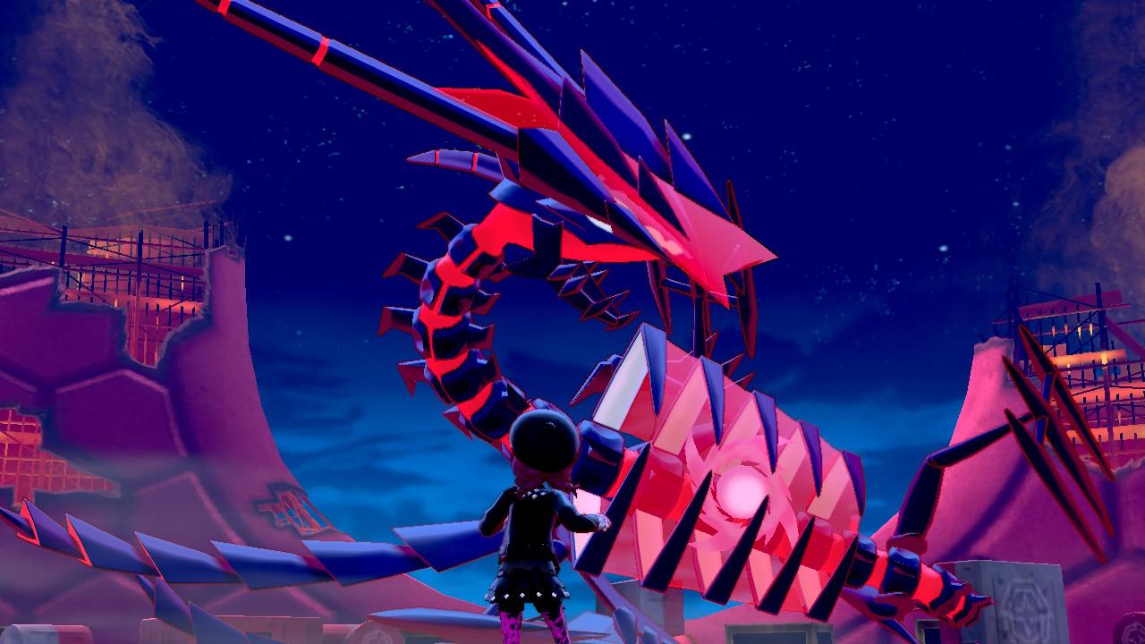 Pokemon Sword & Shield: Stopping the Darkest Day 7