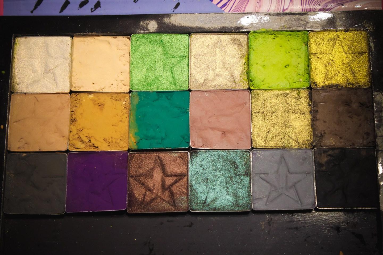 Can We Dupe it? Jeffree Star Cosmetics Alien Palette 2