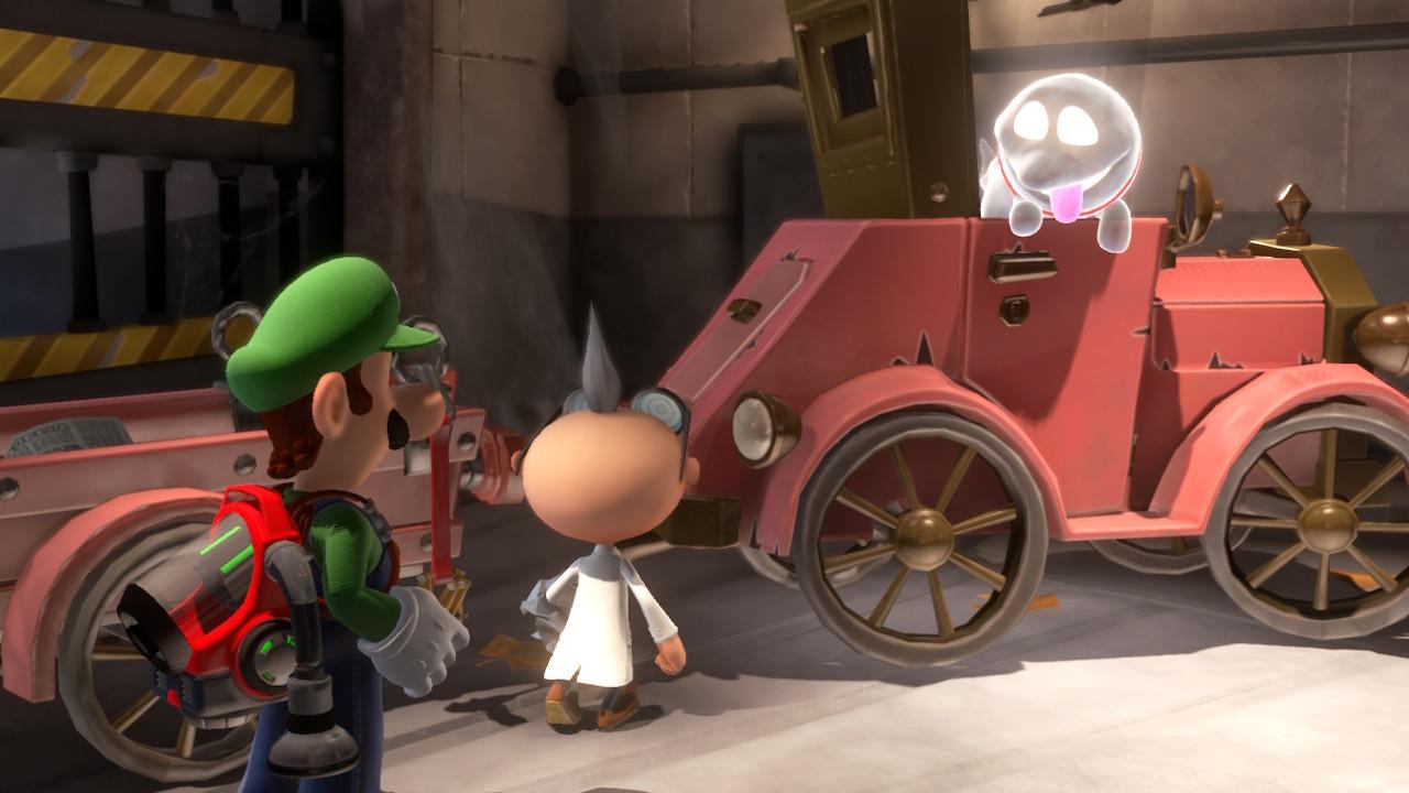Review of Luigi's Mansion 3 12