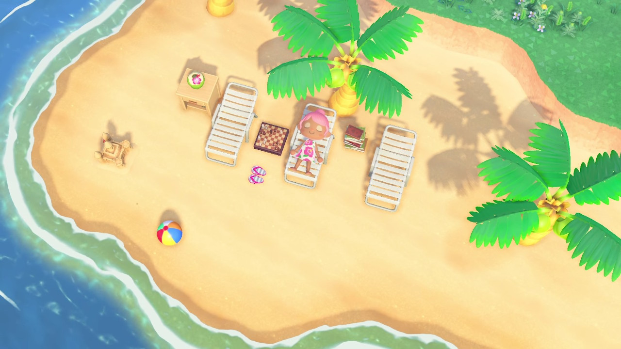 A Beginner's Look at Animal Crossing New Horizons 3