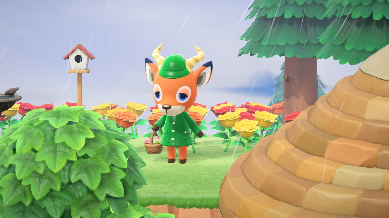 animal crossing characters new horizons cute