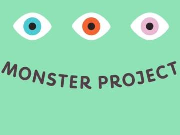 monstros desenhados por crianças