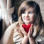gratidão das crianças