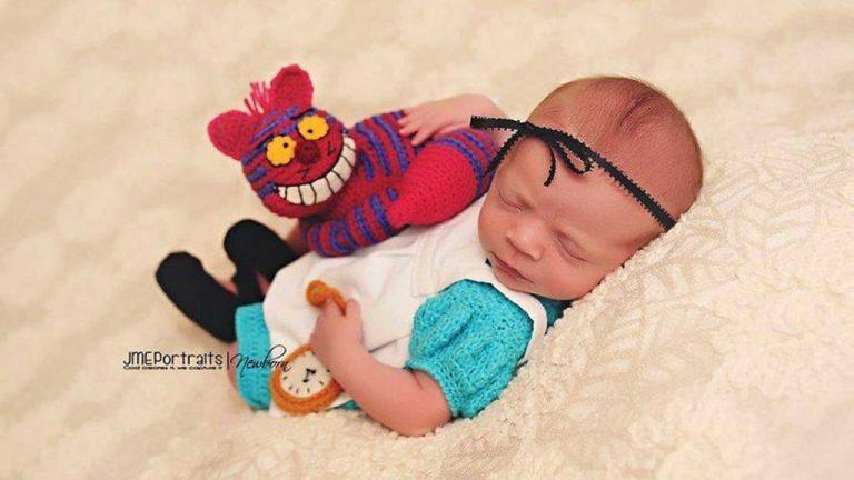 Fotos de Bebês Recém Nascidos
