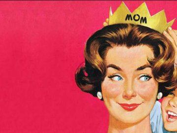 Mães de filmes e novelas, postagens