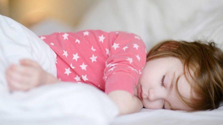 Dormir para crescer