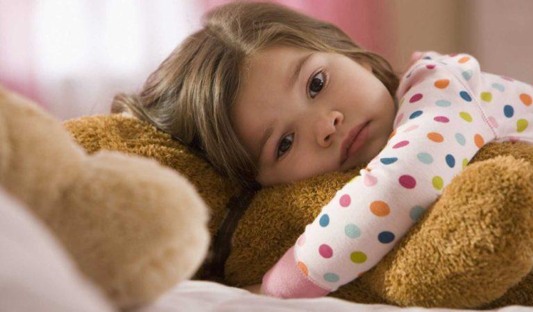 9 coisas que interferem no sono das crianças