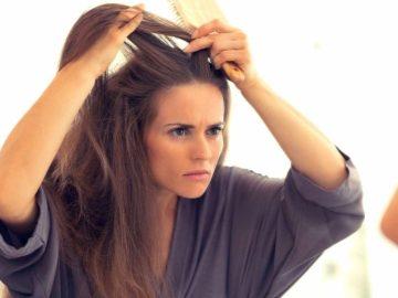 Amamentar faz o cabelo cair