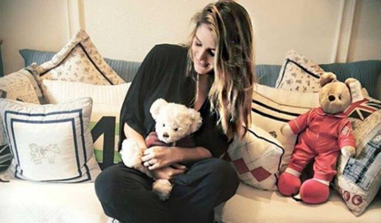 """""""Sou mãe há 5 dias"""". O emocionante relato da jornalista Rafa Brites"""