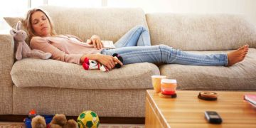 Cuidar dos filhos cansa mais que trabalhar fora