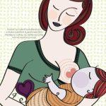 Agrotóxico no leite materno