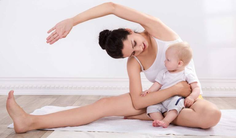 Exercício muda o sabor do leite materno ou seca o leite?