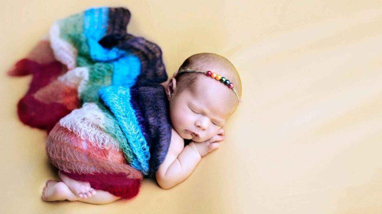 Bebês arco-íris