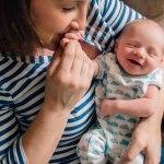 Os primeiros 3 meses do bebê