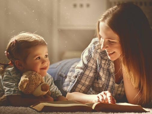 História Infantil Pequena: 10 historinhas para distrair ou dormir