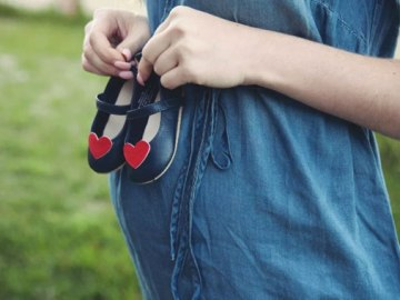 barriga de grávida