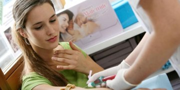 exame de sangue de gravidez