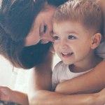 secar o leite materno, filho único