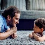 pai e filhos