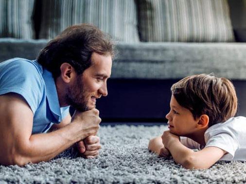 Pai e filhos: Importância do pai na vida das crianças