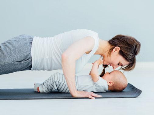 Yoga Mamãe e Bebê: 9 Benefícios da prática