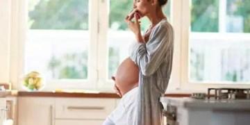 alimentação na gravidez
