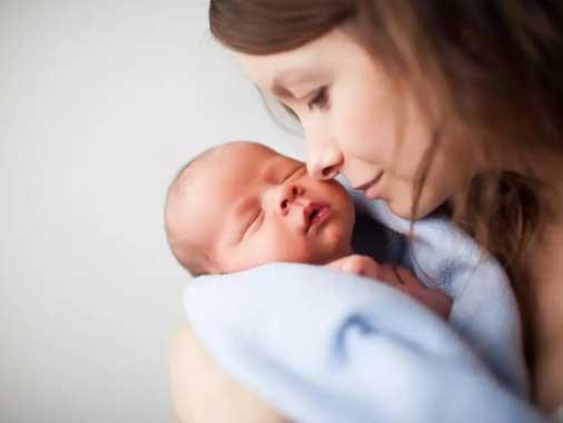 recém nascidos